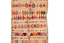 Traditional Textiles / Ready Made and textiles that have an element of traditional style of method.