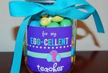 Teacher gift ideas / by Kim Strickland