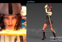 Character Modeling / Yantram Studio is a renowned 3D Character Animation Studio that specializes in 3D characters modeling and rigging for various characters.