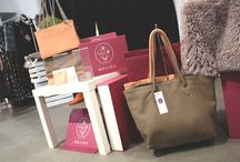 Melika in Poland / Melika bags at fashion events in Poland