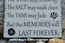 All Things Scrapbooking - Sea & Sand Layouts.