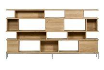 Nordic bookcases