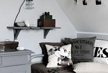 ★ R O O M |  B O Y / #room #boy #home #inspiration #interior #styling