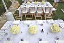 Adamson House / The Adamson House is a beautiful historic venue in Malibu, California and we're proud to have helped create a number of events there!