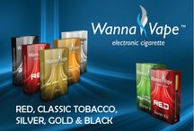 Wanna Vape / WannaVape has dedicated time and research to bring you a full line of ecigarette models developed for a long-lasting battery and advanced cartomizer technology to deliver a dependable vaping experience. WannaVape offers a range of signature cartridge flavors and customizable battery features, easily adaptable for anyone's personal vaping schedule.