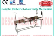 Obstetric Labour Table Suppliers India / We are engaged in manufacturing and supplying a huge verity of Obstetric Labour Table Telescopic (Fixed Height), which are designed and developed as per the industry standards. To get more info. check out our website.