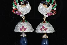 Indian Style Earrings