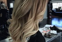 Ombre Hair Colours
