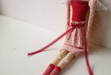 Home Decorations / Handmade decorations, dolls and stuff to make your living more beautiful :)