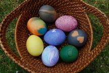 Easter / Easter themed arts and play activities