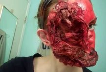 My Makeup creations / The Special Fx Makeup looks I've created