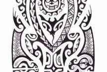tatus / Maori, Polinesia