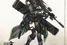 Frontline Girl