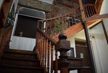 Interior Hotel Reina Victoria Valparaíso