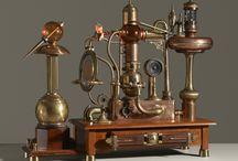 Steampunk - objects
