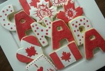 Canada Day Fun Foods