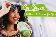 GO Green bestillingene mine