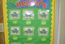 Froggie Classroom Theme
