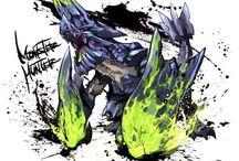 Monster Santres