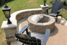 fire pit/outdoor