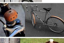 Vélo - Bike / Wood  - Bois