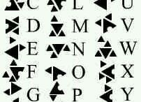Alien abeceda