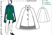 mc2-patterns: dresses/ coats/ tops / https://mc2-patterns.com/