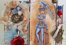 Kenny K Cards by Julie Gleeson