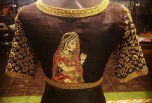 Designers blouse