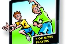 Awesome Games / Fun, faced-paced, funky games to play with your sports and outdoor toys!