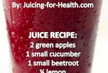 Smoothies and juices with purpose