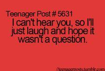Saying That Make Me Smile / by Logan Victoria