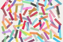 Arty Patterns / Glorious patterns that have caught our eye
