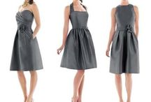 STUNNING Bridesmaid Dresses / A compilation of some of the most STUNNING bridesmaid dresses that we carry in our store!