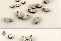 pâte fimo, perle