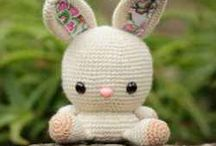 Amigurumi / amigurumis I like. I wish I could do them