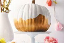 Season ⋮ Automn - Halloween - Thanksgiving ☆