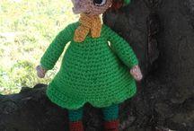 Crochet by Gagatki Hogatki