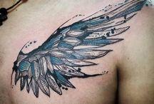 tatto stork wing - refs
