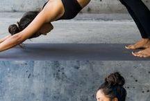 yoga / pilates workout