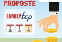rendimax Family Top / Cresce l'offerta del conto deposito rendimax con l'introduzione di nuove scadenze: a partire dal 7 settembre 2015 è infatti a disposizione dei risparmiatori la formula Family TOP con vincoli di 3, 4 o 5 anni. Scoprile sul sito: http://www.rendimax.it/Scopri/Vincolato