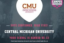 CMU PINK! / by Alexis Jones