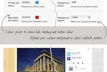 Best Wordpress Blog & Magazine Themes / #blog #creative #gallery #magazine #simple #slideshow