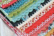 Crochet - border/edges