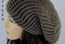Uncinetto - cappelli -