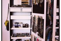 Closet / by Danielle Henderson