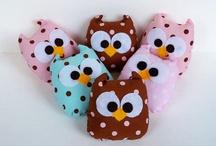 owl softies