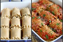 Pasta / by Amy Kelly-Johnston