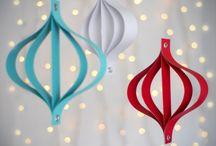 paper craft decorations