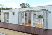 Container house plans / WA house